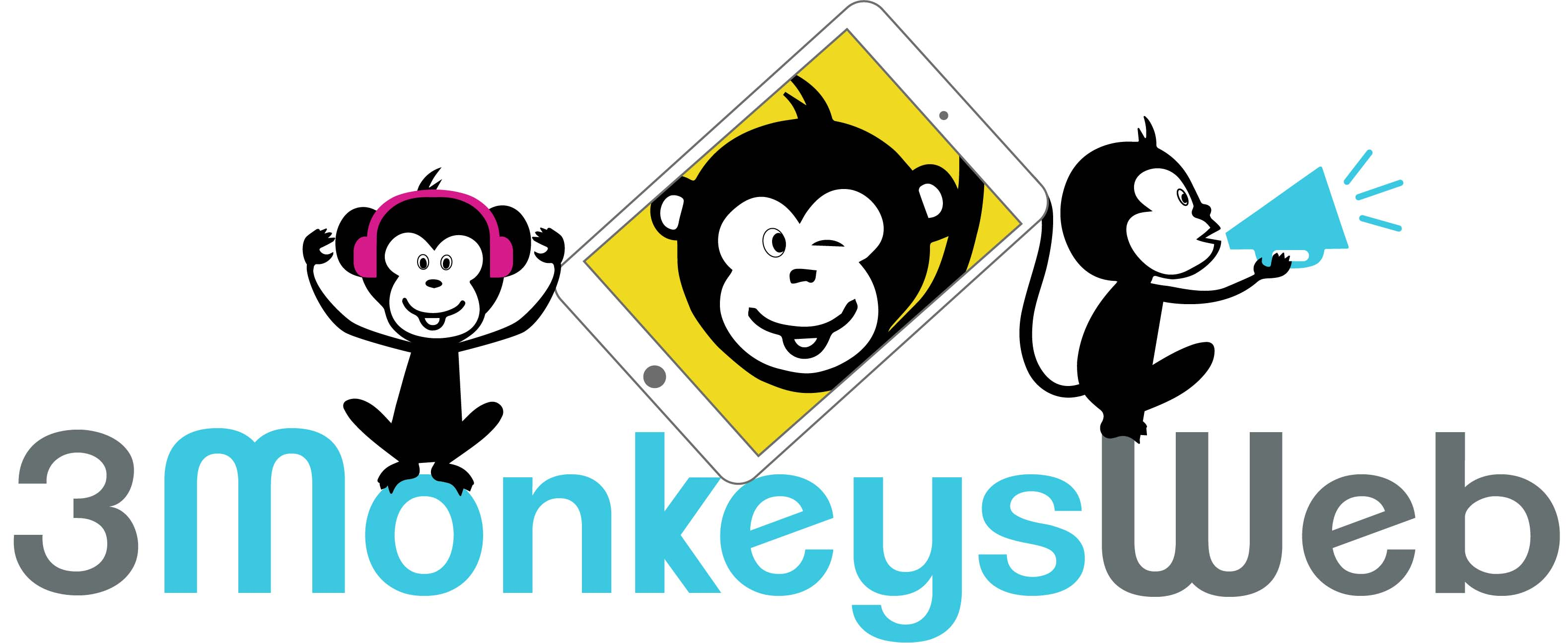 Three Monkeys Web