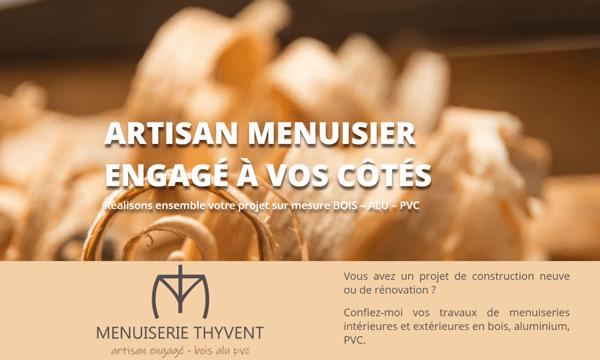 Menuiserie Thyvent